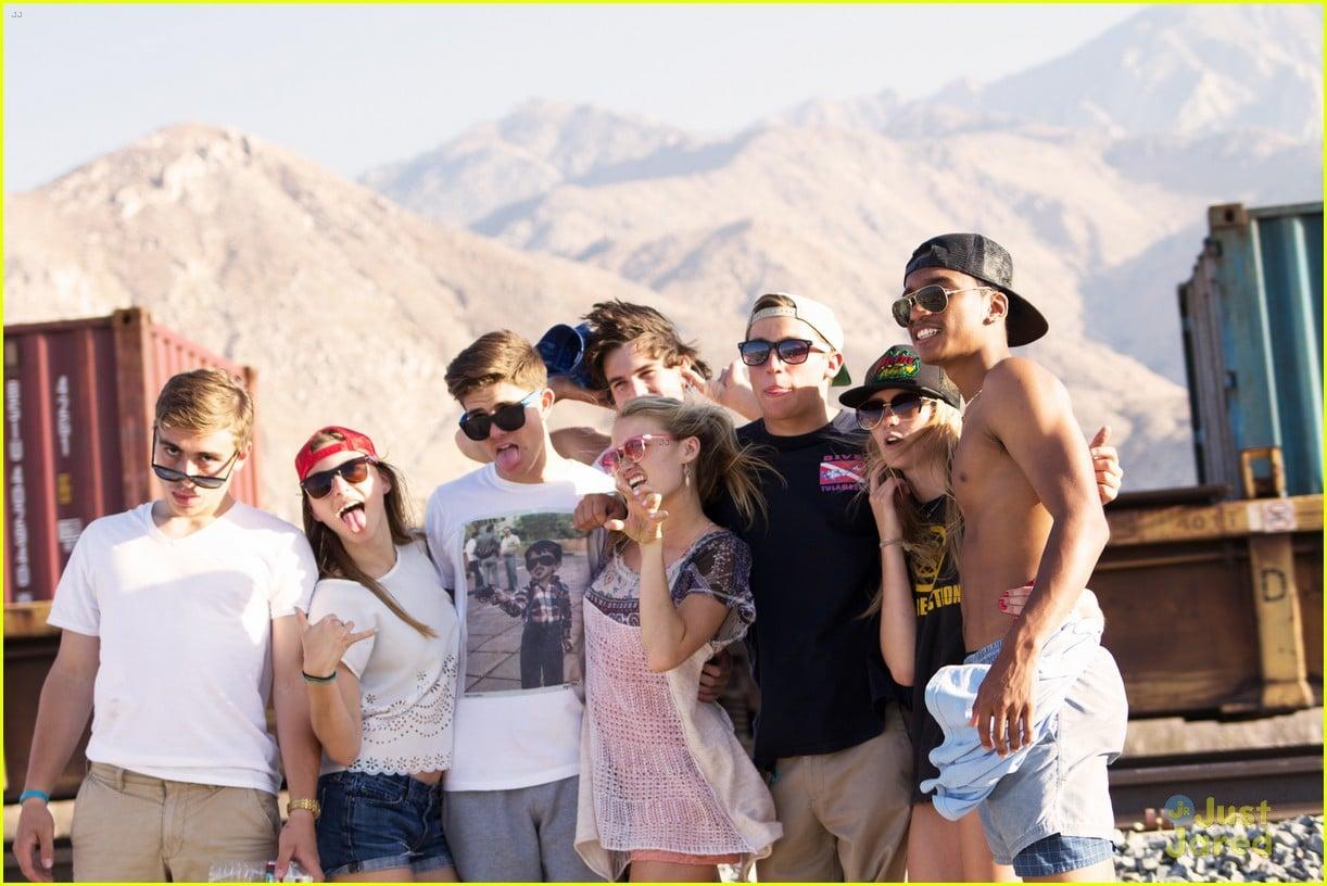 summer break cast