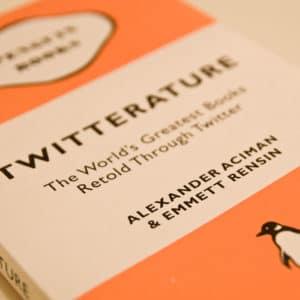 Twitteratura – opowieść w 140 znakach
