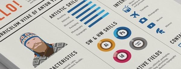 Jak zrobić kreatywne CV? Kilka narzędzi, które pomogą Ci je stworzyć