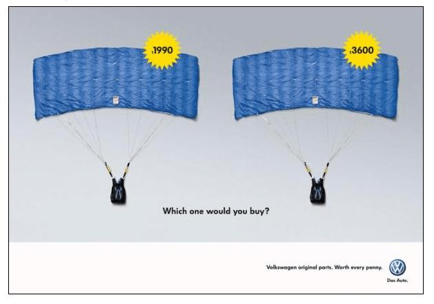 reklama volkswagen