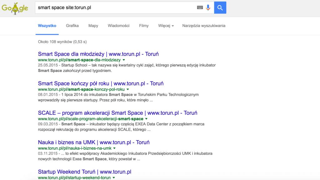 exea smart space torun
