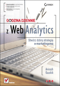 Avinash Kaushik Godzinna dziennie z web analytics