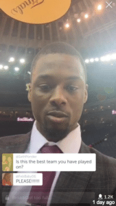 nba periscope