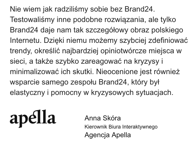 brand24 co to