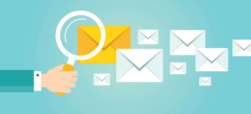 Przykłady pierwszych e-maili z randkami online