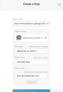 tworzenie zrzutu ekranu