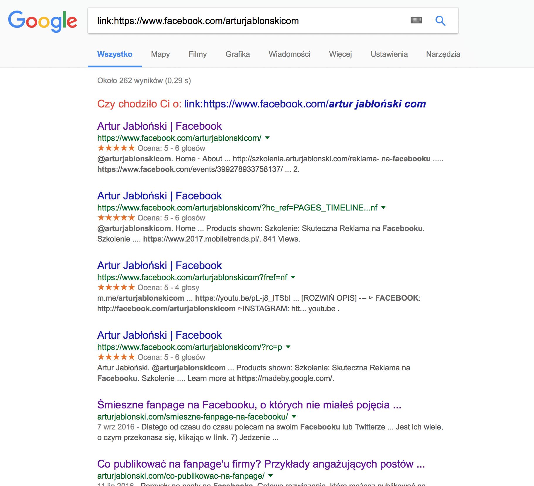jak-sprawdzic-linkowanie-google