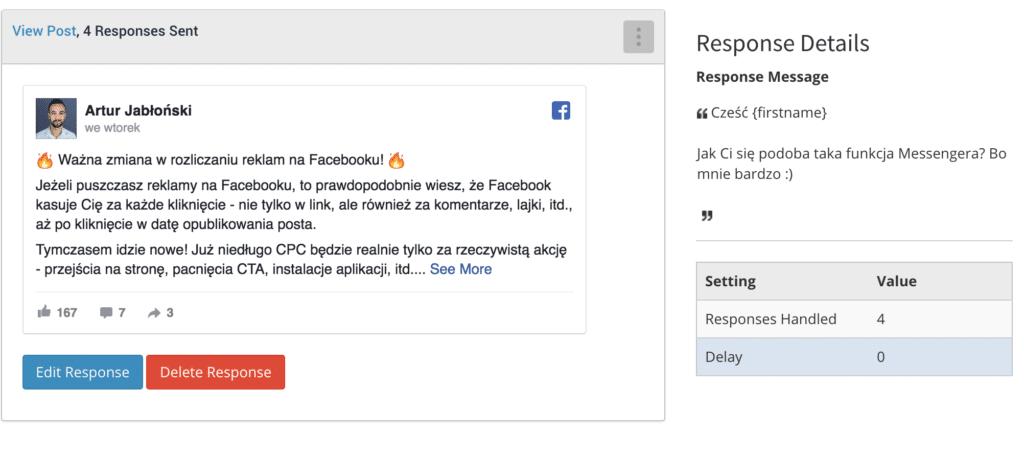bot fb crediresponse facebook