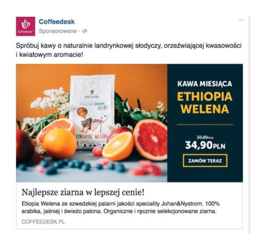 coffedesk facebook