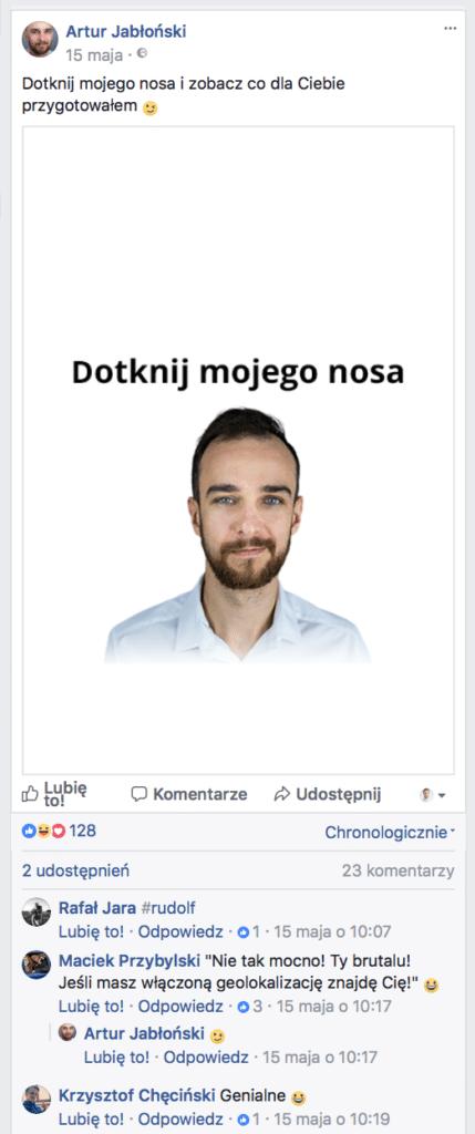 facebook artur jabłoński