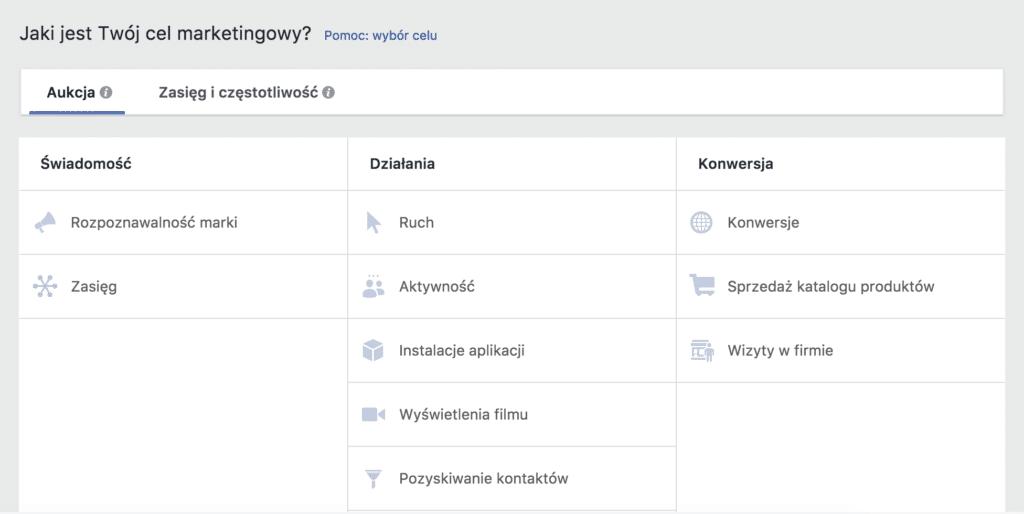 pozyskiwanie kontaktów facebook