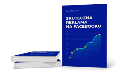 Książka o reklamie na facebooku