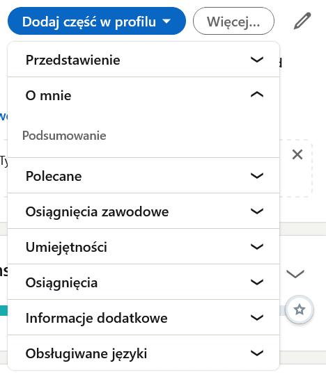 Profil na LinkedIn Jak go przygotowac